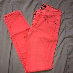 Coral BDG pants
